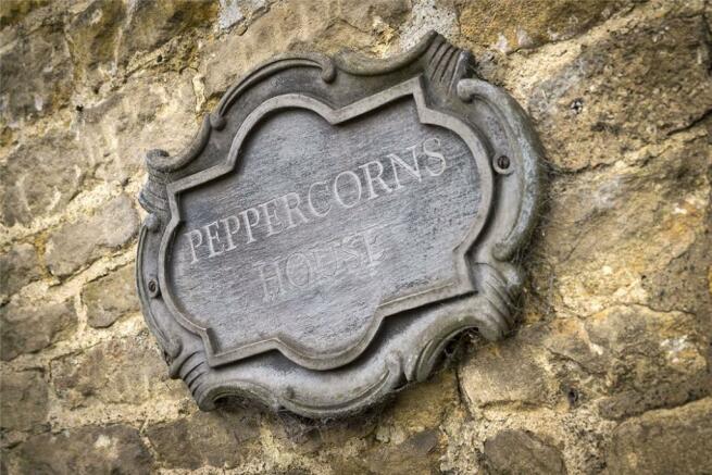 Peppercorns House