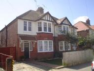 Ground Flat for sale in Browning Road, Worthing...