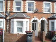 BLENHEIM GARDENS Terraced house to rent