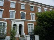 Lorne Street Studio flat to rent