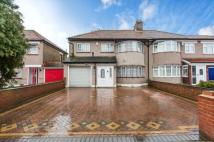 4 bedroom semi detached house in Okehampton Crescent...