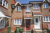 Terraced property to rent in Chart Hills Close...