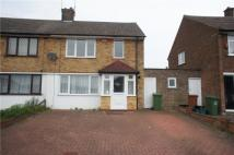 3 bed semi detached property in Wallhouse Road, Erith...