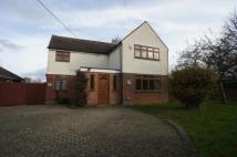4 bedroom Detached property to rent in Ash Road, Hartley...