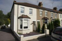 End of Terrace home to rent in Hawley Road, Dartford...