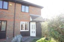 2 bedroom semi detached property to rent in Morgan Drive, Greenhithe...