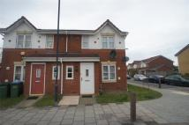 semi detached house in Grasshaven Way, London...