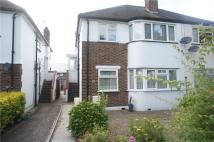 Russell Close Maisonette to rent