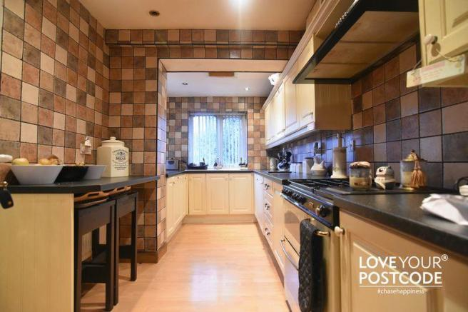 Kitchen Tiles Oldbury 3 bedroom detached house for sale in hillbank, oldbury, tividale