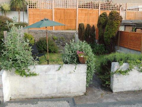 Rear Garden Photo On