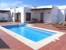 3 bed semi detached house in Playa Blanca, Lanzarote...