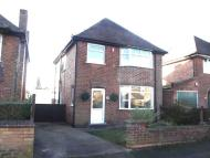 3 bed Detached house in Gwenbrook Road, Chilwell...