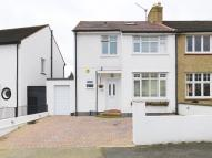 Eversley Road semi detached house to rent