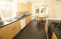 4 bed semi detached home to rent in Curzon Road, Bournemouth