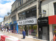 property to rent in  High Street, Kirkcaldy, KY1