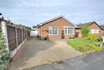Detached Bungalow for sale in GLOUCESTER ROAD, Poynton...
