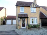 3 bedroom Detached house to rent in Chase Farm Close...