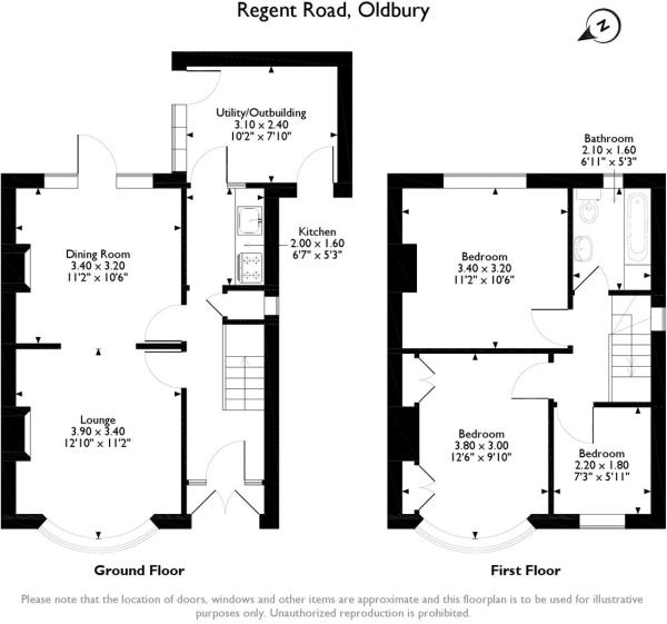7 Regent Rd floorpla