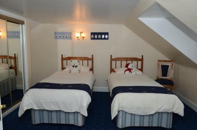 Top Floor Bedroom A.