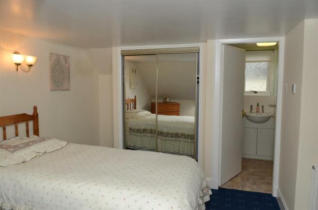 Top Floor Bedroom B.