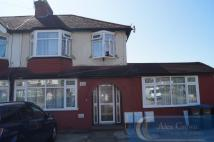 4 bed semi detached home in Lancing Gardens...