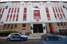 Flat to rent in Highbury Stadium Square...