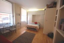 Bedford Street Studio flat to rent