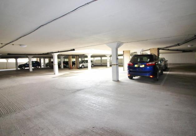 Under Ground Car Park