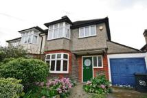 Tankerville Road semi detached property to rent