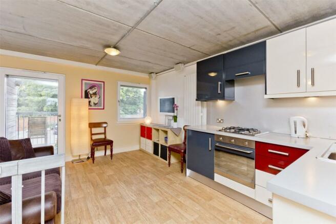 Kitchen/Dining/Livin