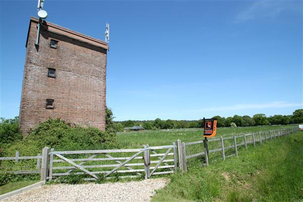 3 bedroom detached house for sale in the old water tower for Tower house for sale