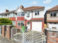 Clayhill Crescent semi detached house to rent