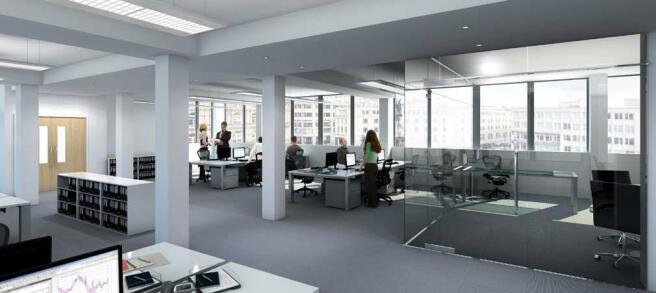 CGI Refurb Office