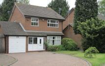 5 bed Detached property to rent in Pavenham Drive, Edgbaston
