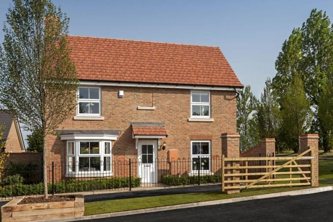 The Lincoln, Ward Homes, Sholden Fields, Deal