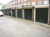 Garage in Caroline Place...