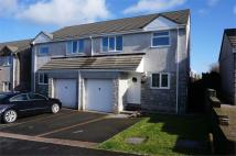 3 bedroom semi detached house in Penhale Meadow, St Cleer...