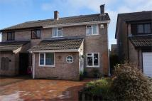 3 bed semi detached house in Pendray Gardens...