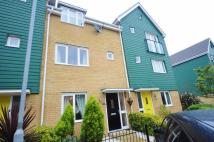 Athena Close Terraced house for sale