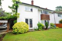Detached house in East Hill, South Croydon...