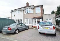 3 bedroom semi detached home for sale in Lingfield Crescent...