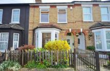 Vicarage Road Terraced property for sale