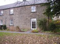 1 bed Ground Flat to rent in Coasthill, Crich, DE4