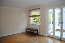 semi detached property in Cavalry Gardens, Putney