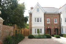 semi detached home in Queen Mary's Place...