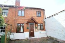 Terraced house in Evesham Street, Alcester...