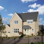 4 bedroom new home in Thornhill Road, Steeton...