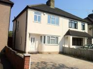 3 bed semi detached home to rent in Greenford, UB6