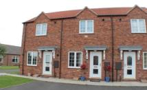 Terraced home for sale in Woodrow Place, Spalding