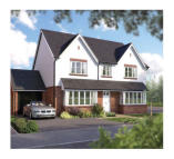 4 bed new home in Leavesden...